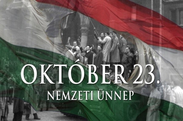 Október 23-ai megemlékezés